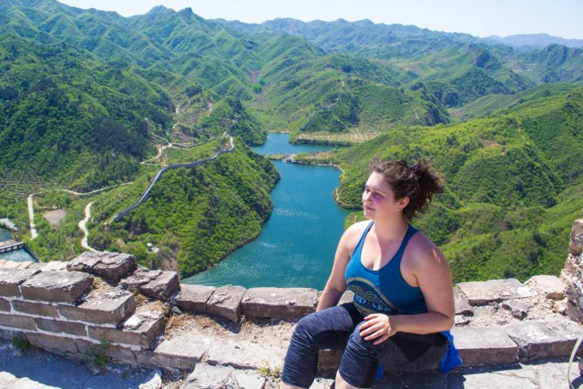 Beijing wild wall