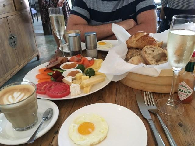 Cafe Zarah brunch