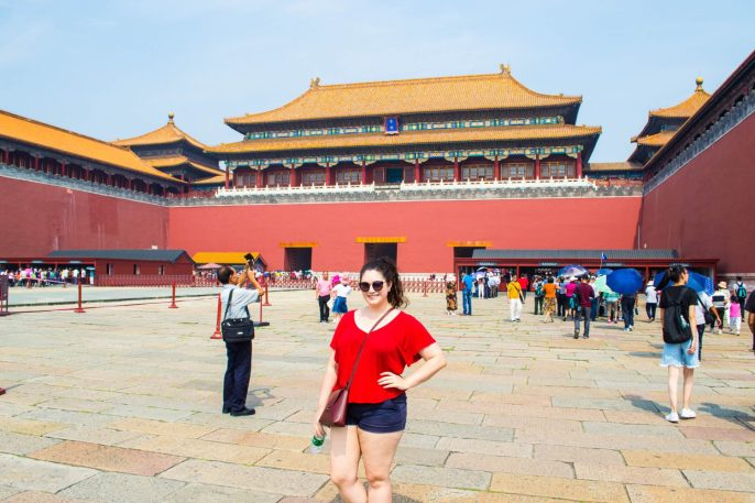 Ambassador Year in China: A Review