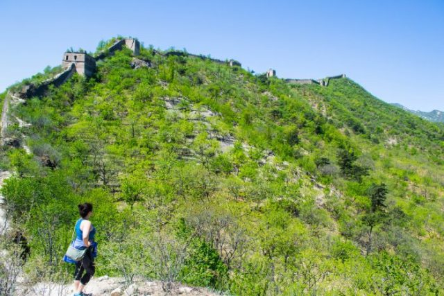 Hiking Great Wall
