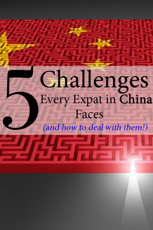China Expat Challenges
