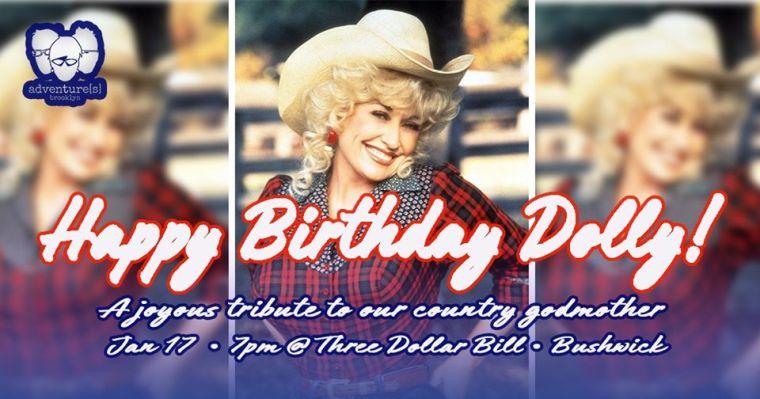 Happy Birthday Dolly!