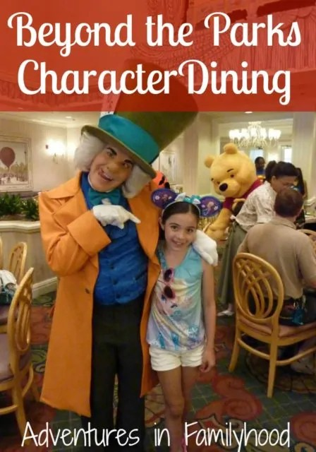 Skip waiting in line for Disney characters, dine with them instead. So many fun character meals can be found at Walt Disney World beyond the parks | Disney Dining | Walt Disney World Resort