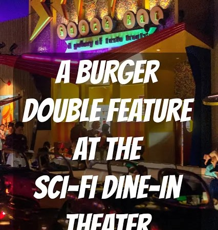 Double Feature at the Sci-Fi Dine-in