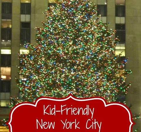 Kid-Friendly New York City Christmas
