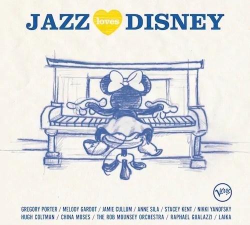 """Jazz Loves Disney"" Album Review"