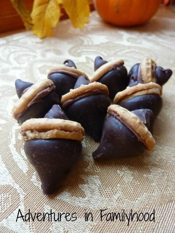 hershey-acorns