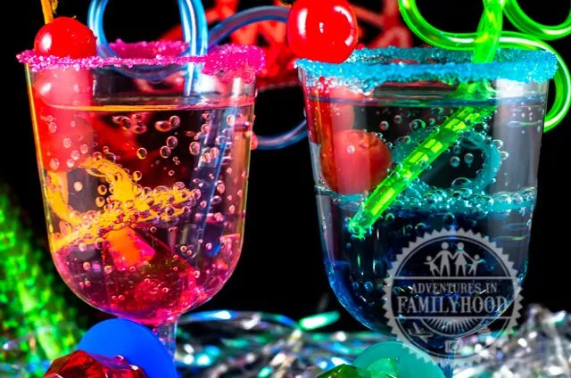 Ring Pop Mocktails for Kids | New Years Eve | Kids Parties