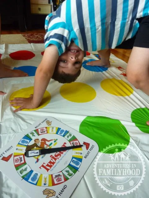 DIY Inside Out Twister