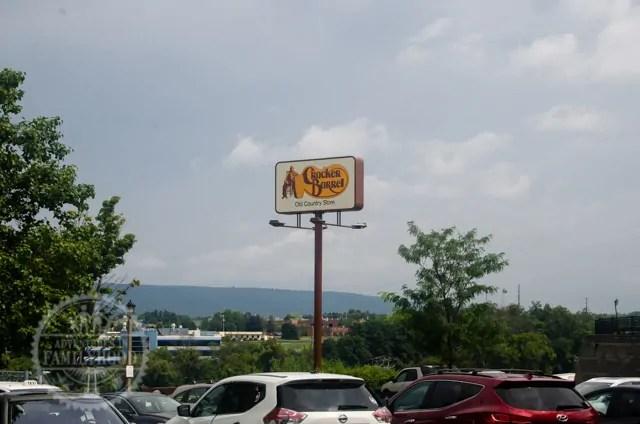 Reasons Cracker Barrel Is Our Favorite Road Trip Restaurant - Cracker barrel us map
