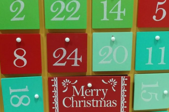 30 Advent Calendars for Kids