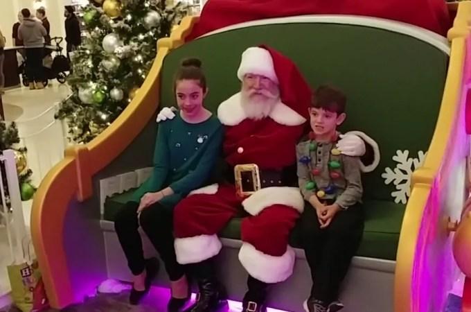 HGTV's Santa HQ | A Magical Holiday Experience