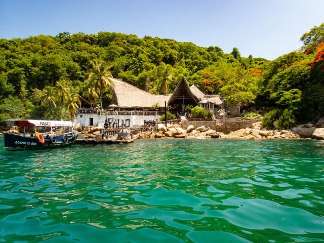 Restaurant Palao on the Isla de la Roqueta