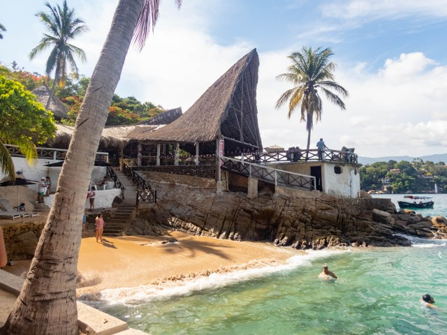 Restaurant Palao on the Isla de la Roqueta