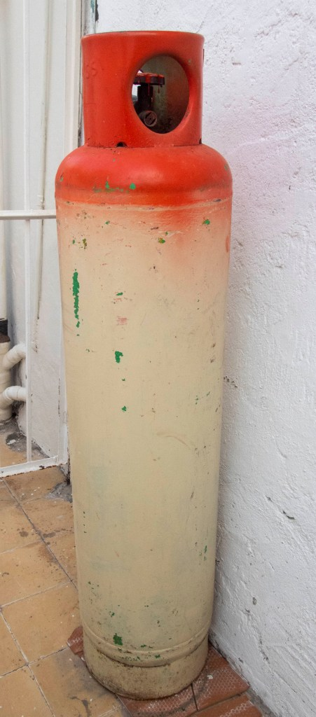 30 Liter Gas Cylinder