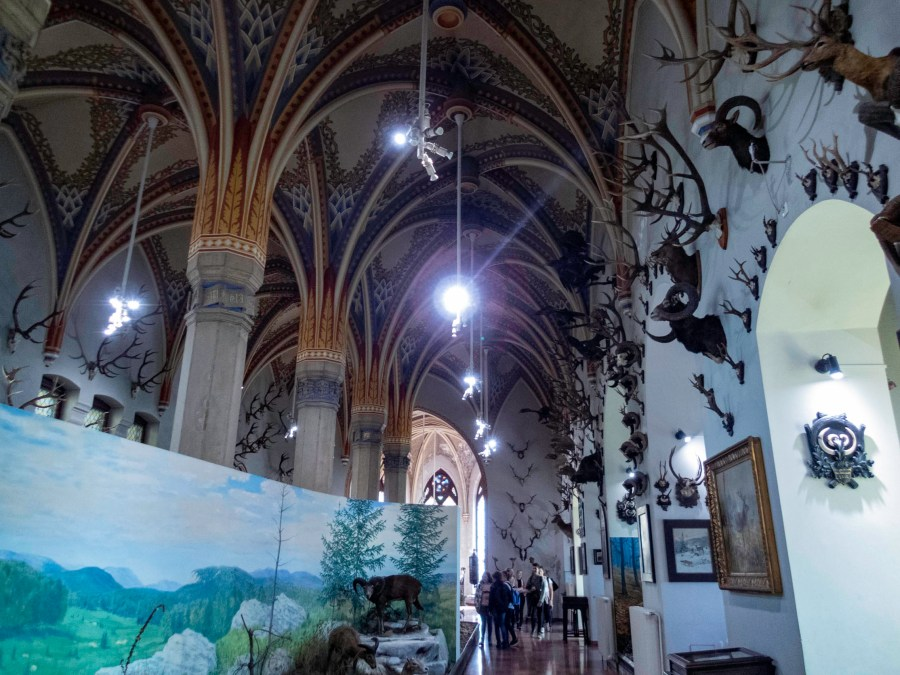 Museum of Hungarian Agriculture, Budapest, Hungary