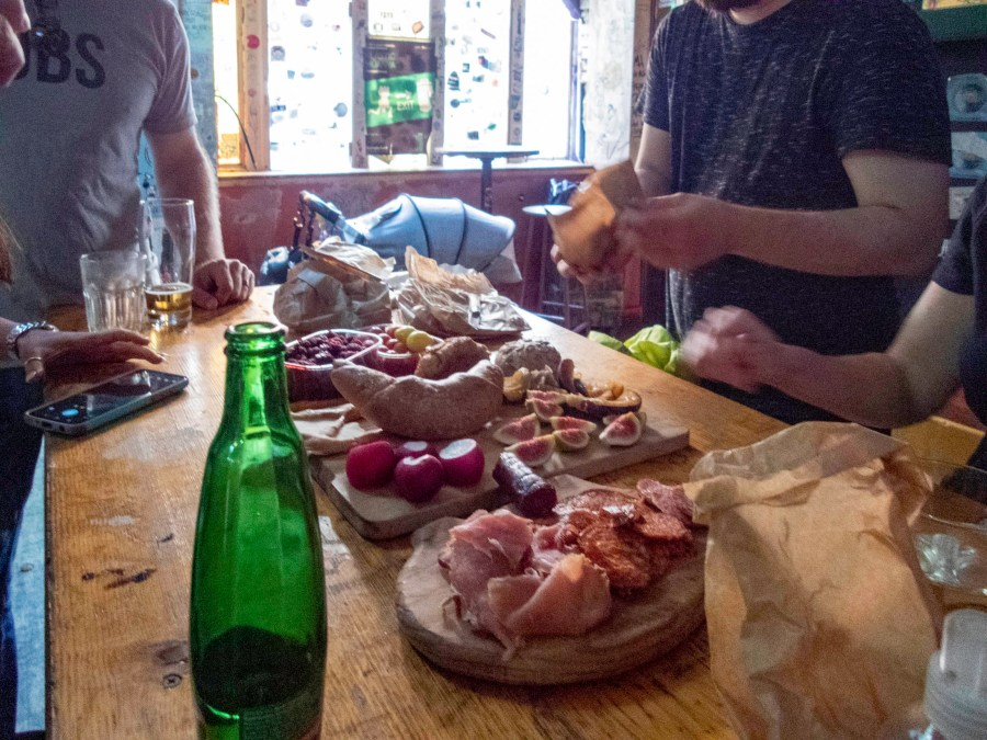 Market Lunch, Budapest, Hungary