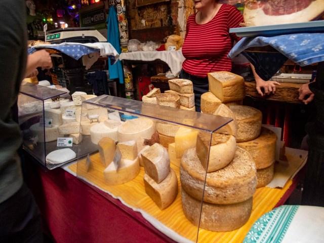 Cheese, Budapest, Hungary