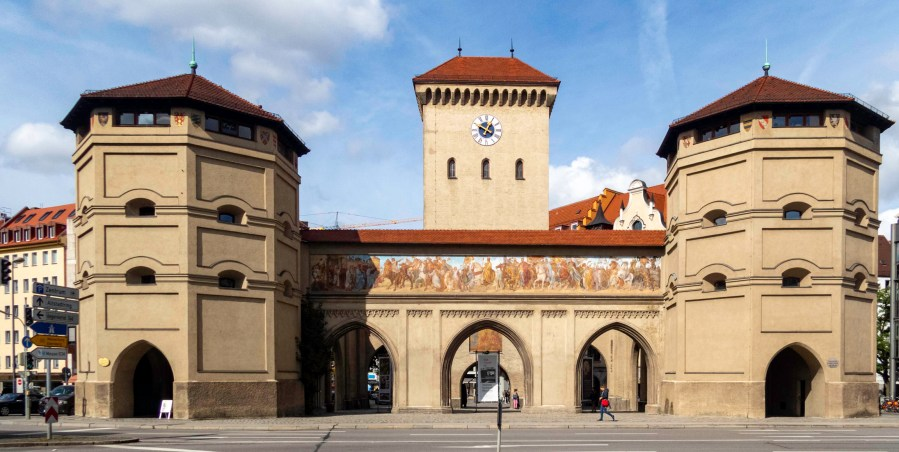 Isartor, Munich, Germany