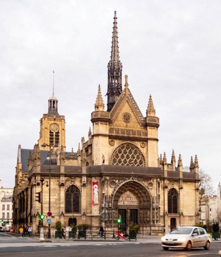 Saint Laurent, Paris