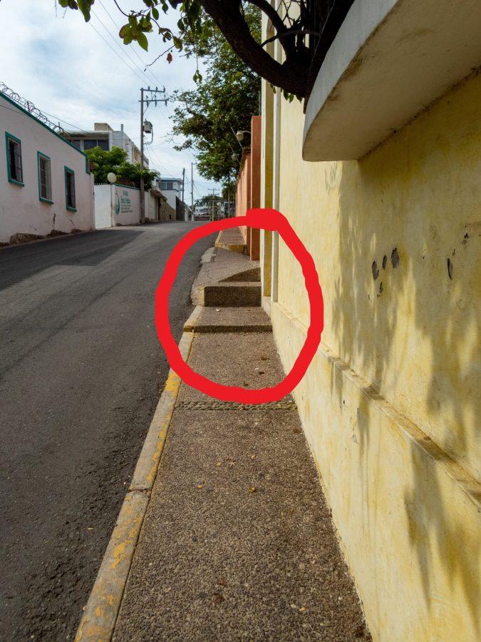 Sidewalk Height
