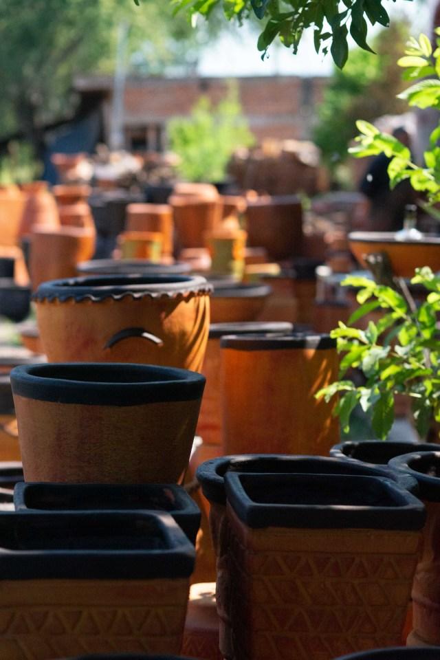 Highway Ceramic Shop outside Mazatlán