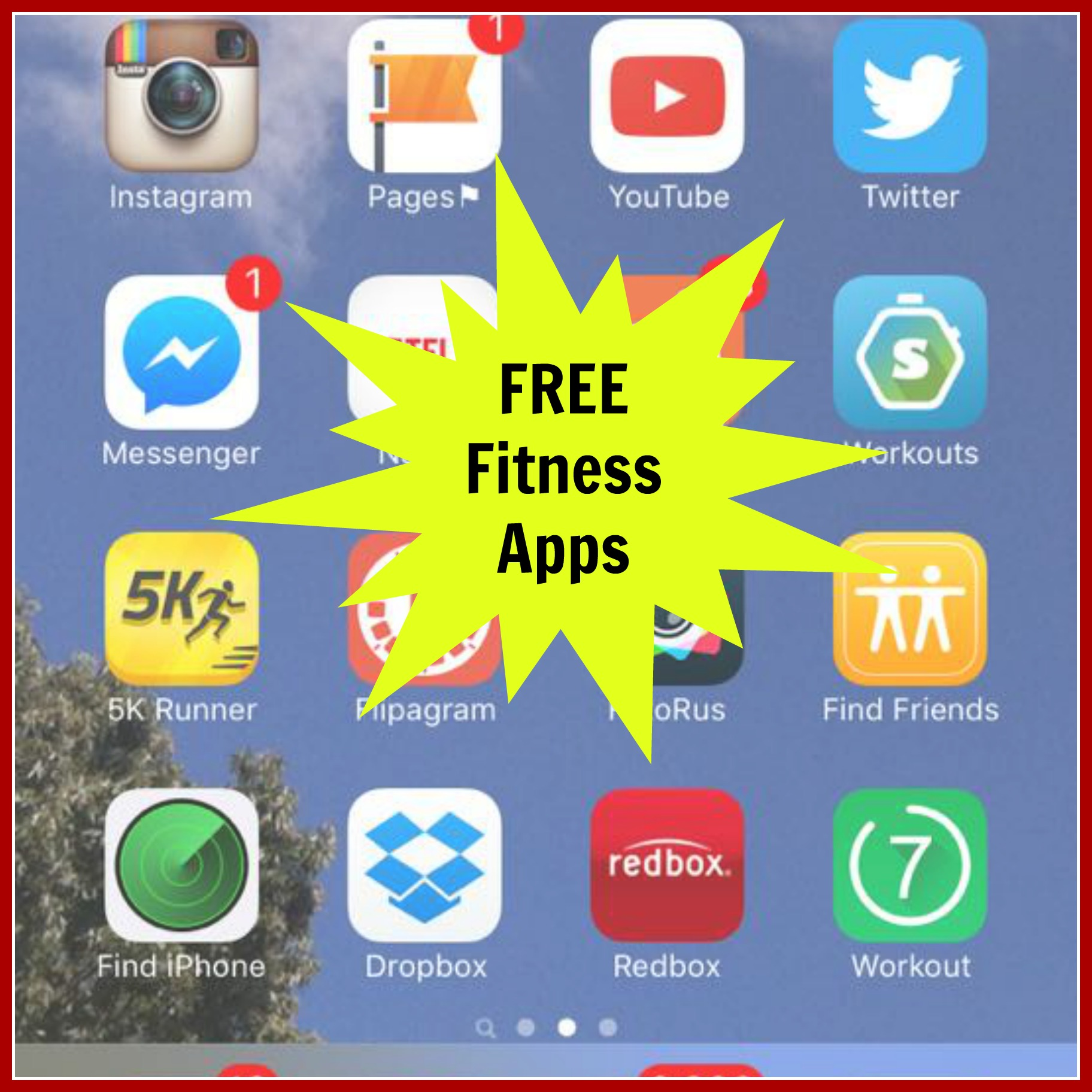 2 FREE Fitness Apps - Adventures in Mindful Living