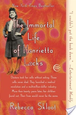 Review:The Immortal Life Of Henrietta Lacks