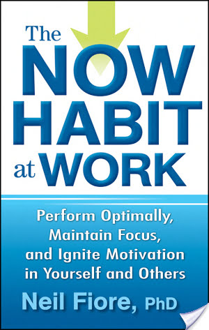 Book Review: The Now Habit at Work