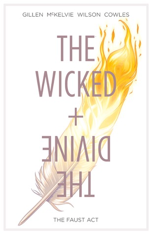 Comic Review: The Wicked + The Divine, Vol. 1: The Faust Act