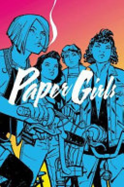 Comic Review: Paper Girls, Vol. 1 (Paper Girls: Collected Editions #1) by Brian K. Vaughan, Cliff Chiang (Illustrator), Matthew Wilson (Illustrator)