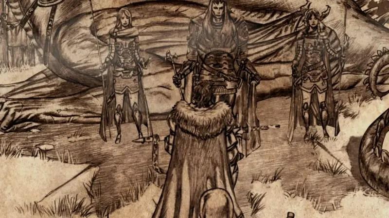 a-game-of-thrones-aegon-targaryen-and-torrhen-stark