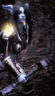 world_of_warcraft__draenei_warrior__4_by_feyische