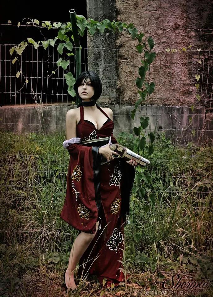 Ada Wong - Resident Evil (34 fotos) - Más Cosplay!