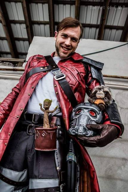 Guardians of the Galaxy: Star-Lord Cosplay by Mummery ...