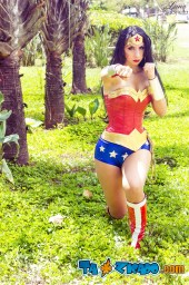 Wonder Woman - - photo Julio Buosi