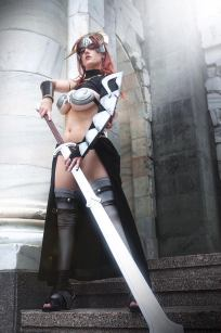 Claudette Queens Blade