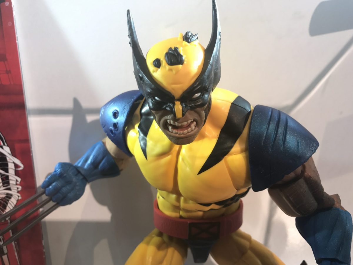 SDCC 2017: Hasbro unveils its new Marvel Legends figures