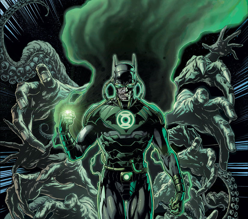 DC Preview: Batman: The Dawnbreaker #1