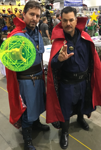 Dormammu, we've come to bargain!