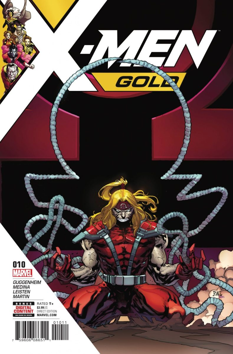 Marvel Preview: X-Men: Gold #10