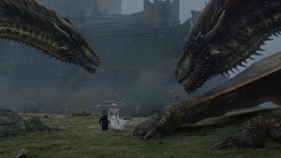 "Game of Thrones: Season 7, Episode 6 ""Death is the Enemy"" preview images"