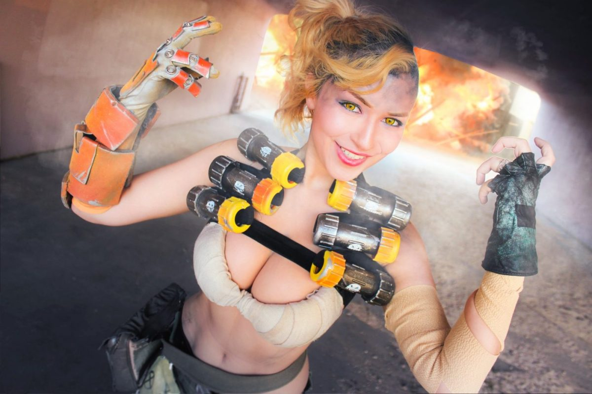 Overwatch: Junkrat Cosplay by Aicosu