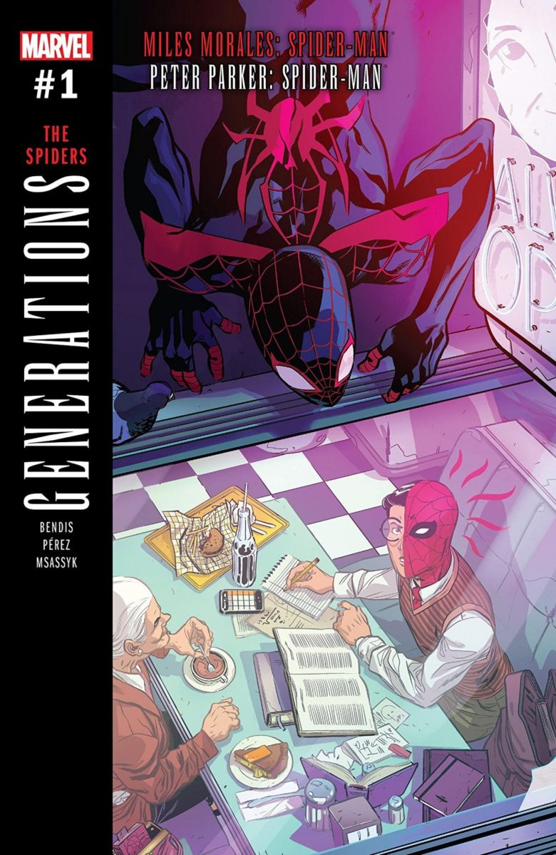 Marvel Preview: Generations Morales & Parker Spider-Man #1