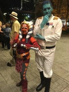 Ahsoka General Thrawn from Star Wars Rebels