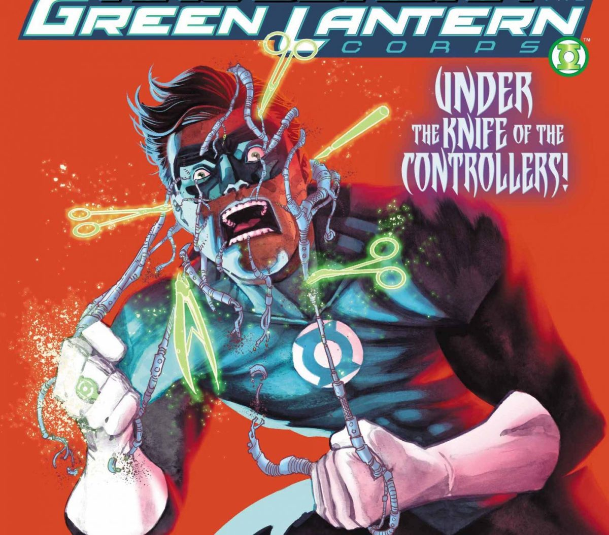 [EXCLUSIVE] DC Preview: Hal Jordan and the Green Lantern Corps #33