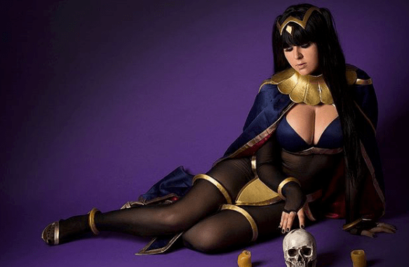 Fire Emblem: Tharja Cosplay by Darth Nancy