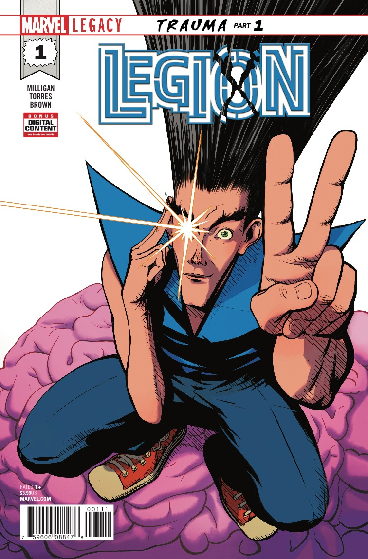 Marvel Preview: Legion #1