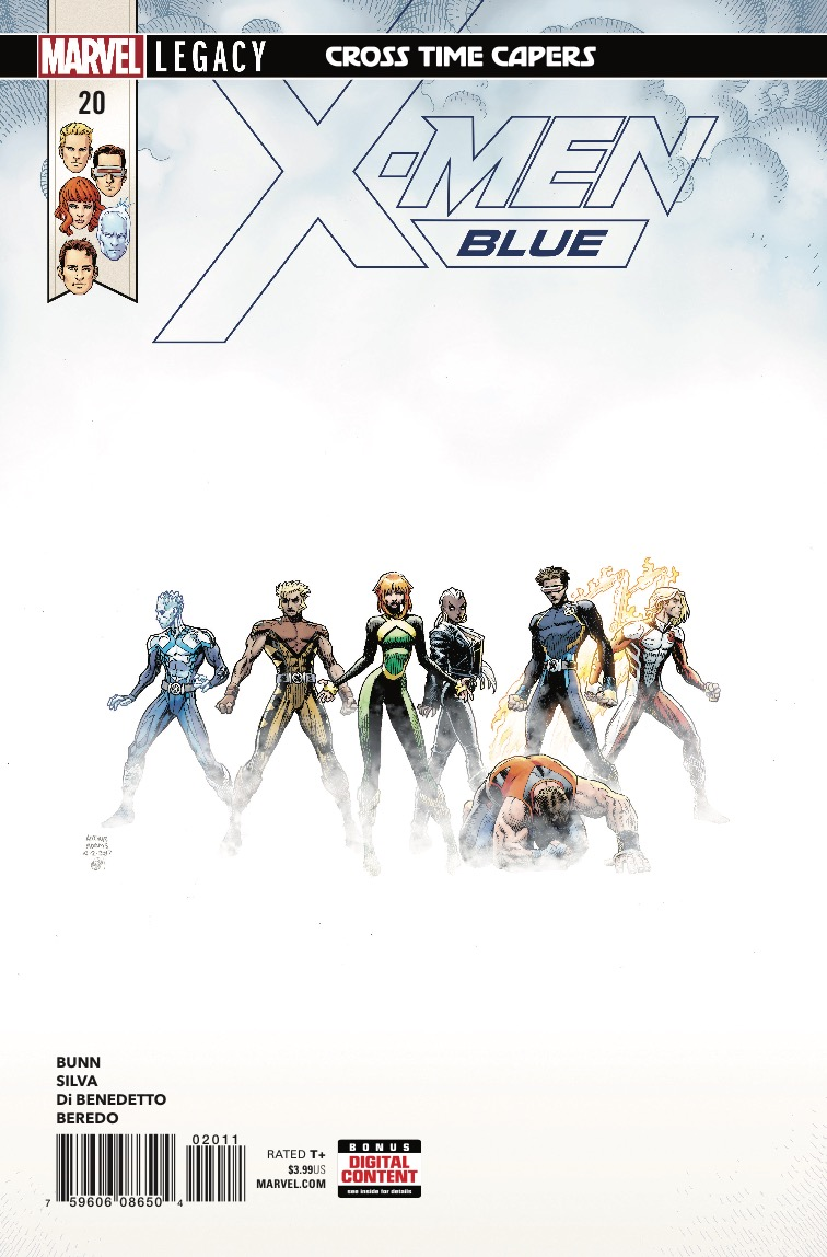 Marvel Preview: X-Men: Blue #20