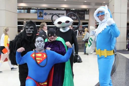 Some classic DC baddies.